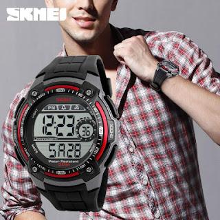 Jam tangan Skmei original DG1203