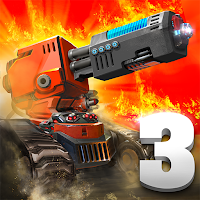 Defense Legend 3 Future War Unlimited Money MOD APK