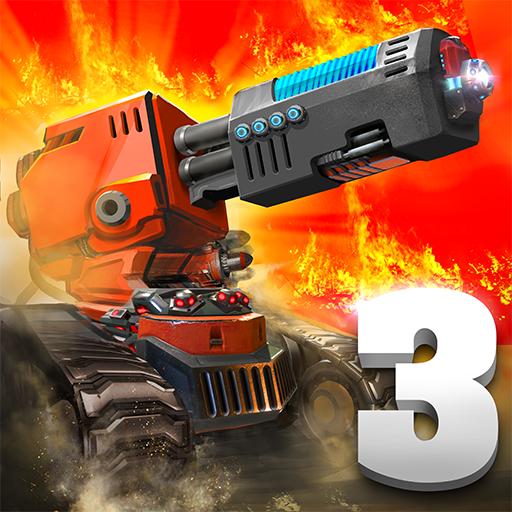 Defense Legend 3 Future War - VER. 2.5.18 Unlimited Money MOD APK
