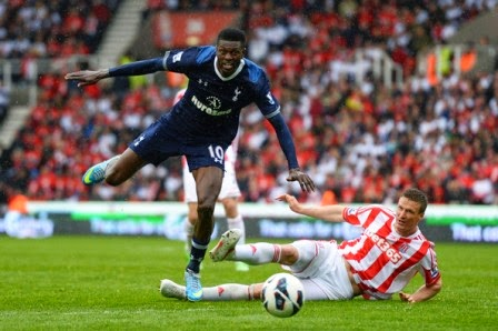 Stoke City vs Tottenham Hotspur