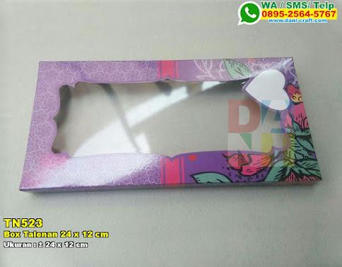 Box Talenan 24 X 12 Cm