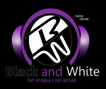 Radio Black and white