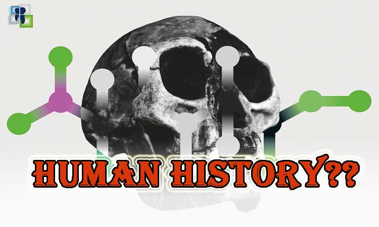 تاريخ البشرية تكشفه بروتينات اسنان القدماء وال DNA يكشف المزيد