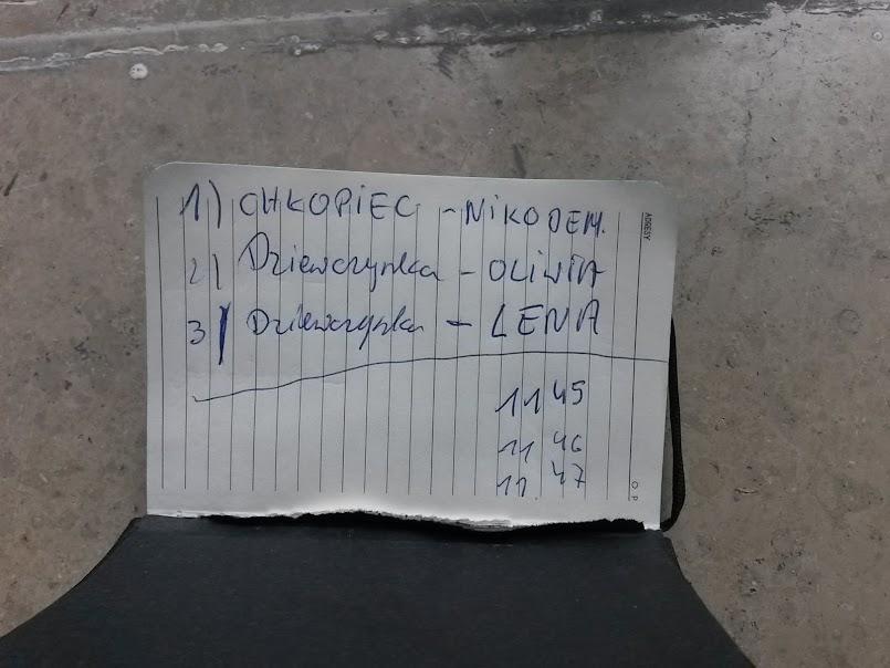 Nikodem, Oliwia i Lena - skąd pomysł na takie imiona?