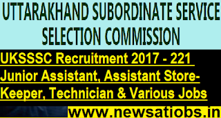 UKSSSC-221-Assistant-&-Various-Vacancies