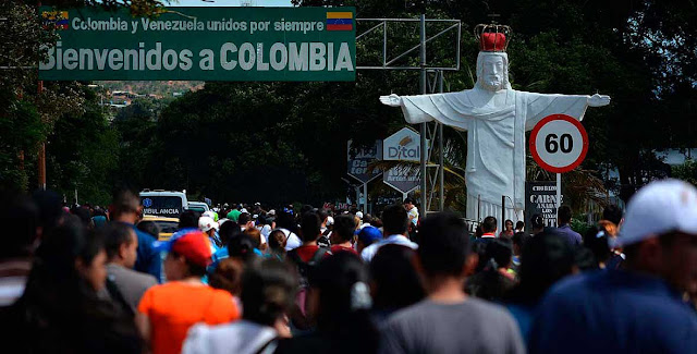 Migración Colombia: campos de refugiados para venezolanos son la última opción