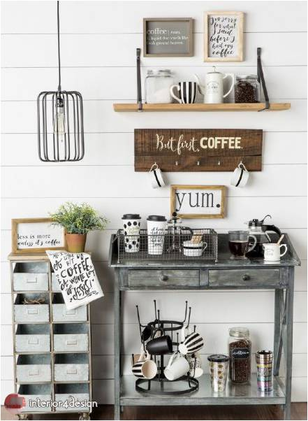 Coffee Corner Design Ideas