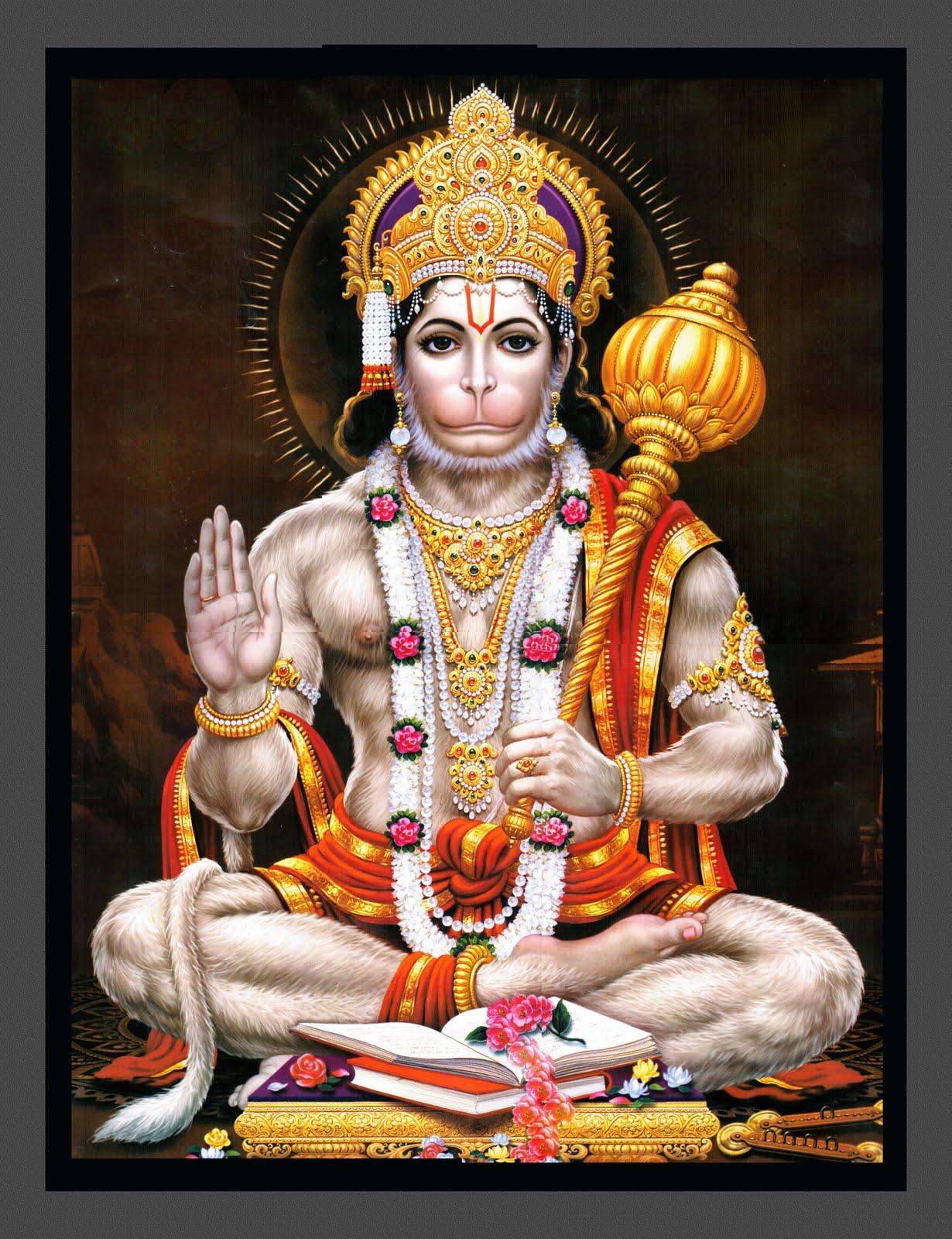 Hanuman Wallpaper In 3d | hd wallon
