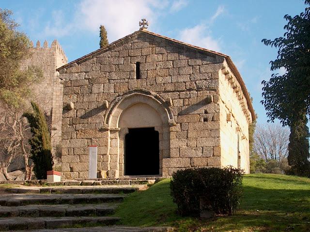 Igreja São Miguel do Castelo