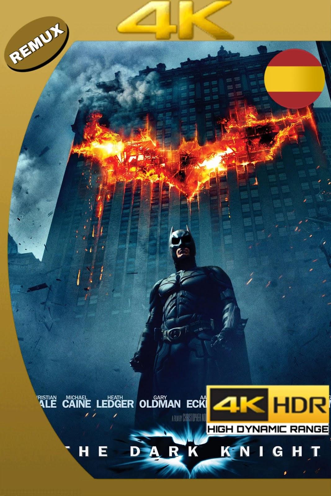 BATMAN: EL CABALLERO DE LA NOCHE 2008 ESPAÑOL + 10 UHD 4K HDR 2160P 63GB.mkv