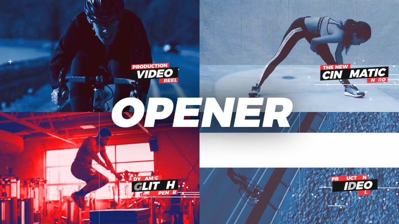 Dymamic Opener - Premiere Pro Templates | Motionarray 144872