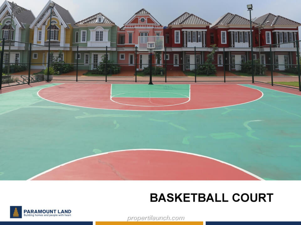 Basket Ball Court @ Malibu Village