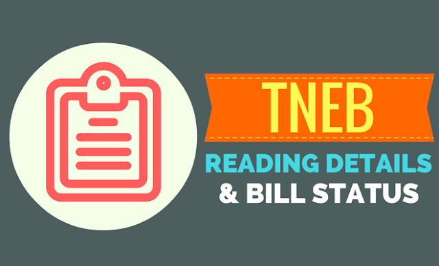 TNEB-Reading-Details-TANGEDCO-Bill-Status