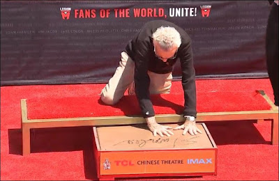 Stan Lee Honoured at the TCL Chinese Theater on July 18th 2017