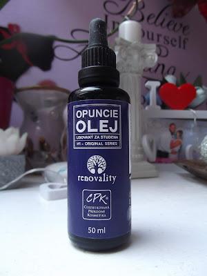 Renovality Opunciový olej
