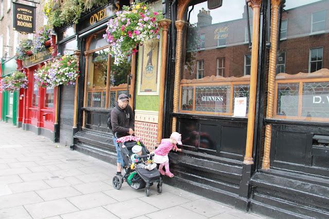 Dublin lasten kanssa