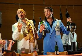 Davide Fersini, David Steffens - Verdi: Un giorno di regno - Heidenheim Opera Festival (Photo Oliver Vogel)