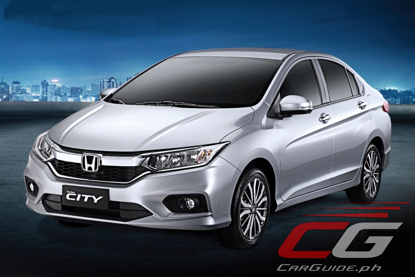 Honda Cars Philippines Refreshes The City Sedan For 2017 (2018 Model Year).  Hondau0027s Best Selling Offering In The Country, The 2018 City Exhibits A  High Tech ...