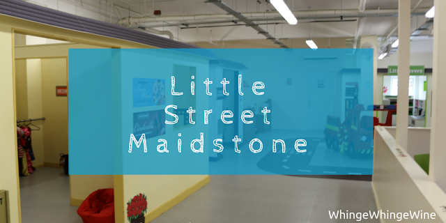 Little Street Maidstone, Kent pretend play centre review