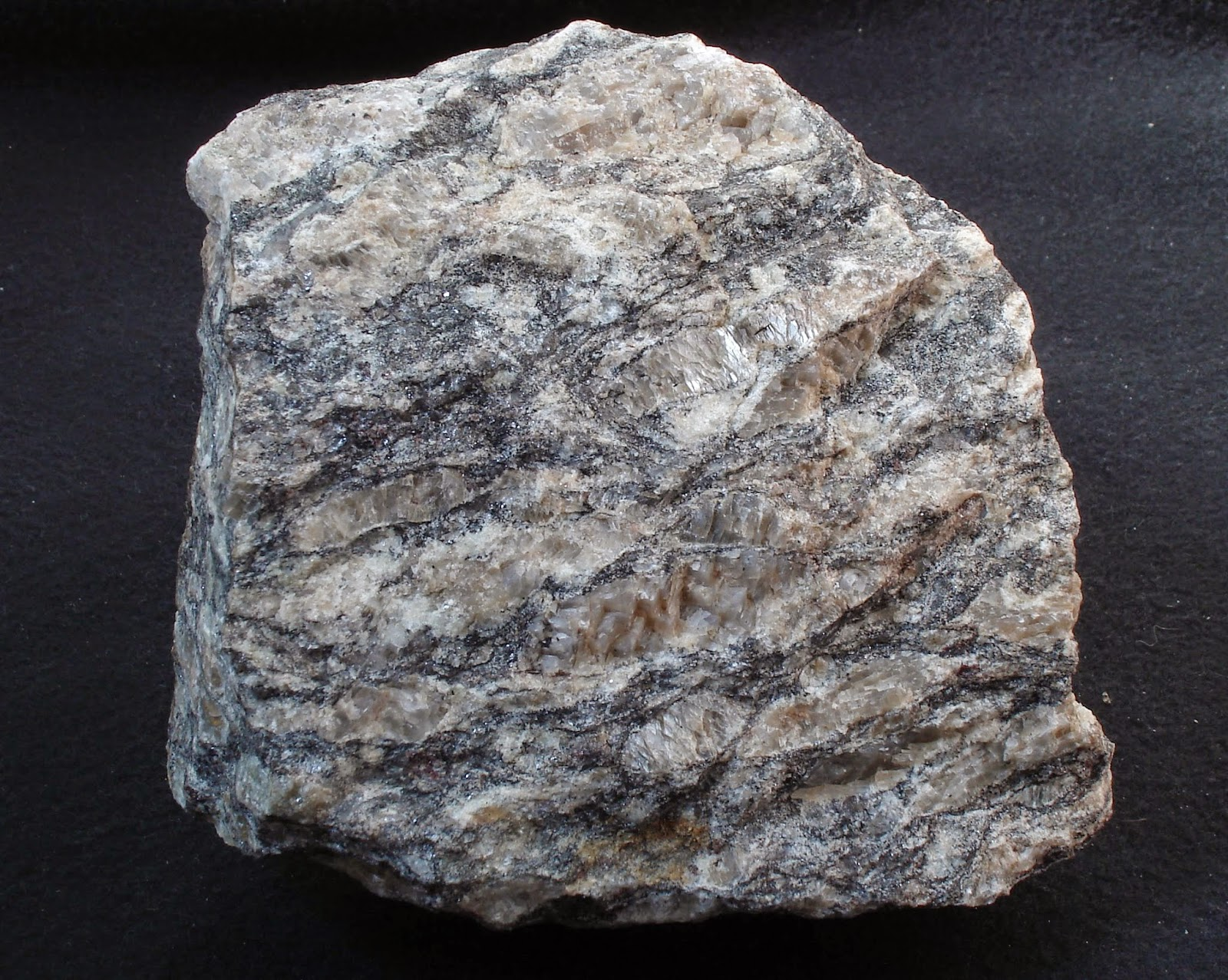 Gneiss ~ Learning Geology