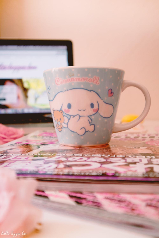cute cinnamoroll mug