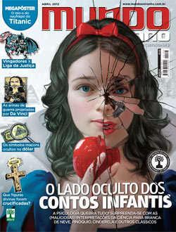 Revista Mundo Estranho Abril 2012 Ed.123