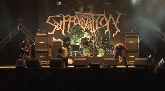 suffocation 2018