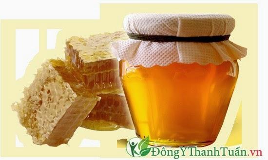 Dùng mật ong nguyên chất để chữa bệnh đau dạ dày
