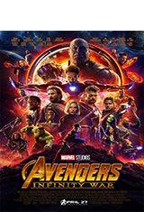Vengadores: Infinity War (2018) BDRip 1080p Latino AC3 5.1 / ingles DTS 5.1