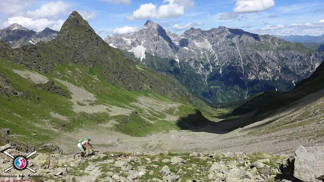 Mountainbiketouren Sterzing