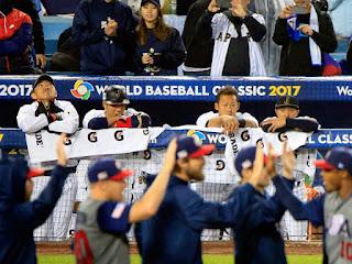 【WBC】yahooニュース「最後はクソボールを振って三振」【日本 - アメリカ】