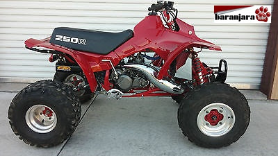 HONDA TRX 250R FOURTRAX