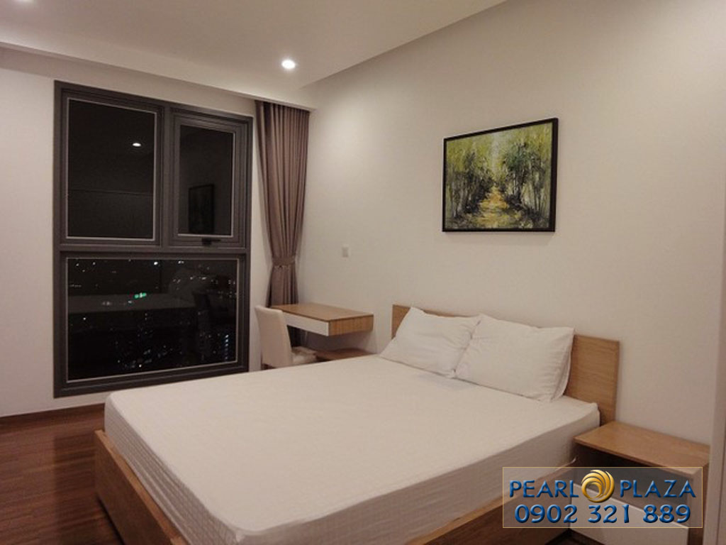 3-bedroom apartment for rent at Pearl Plaza full of beautiful furniture - picture 8