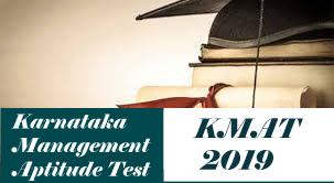 Karnataka KMAT 2019 : Application form, Notification, Exam date, Eligibility, Syllabus