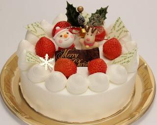 cake+christmas