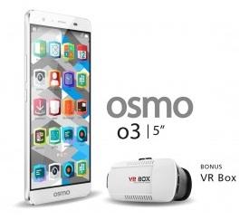 Ponsel Murah 1 jutaan Osmo O3 Usung 4G LTE