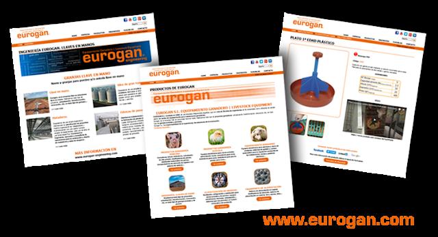 web de EUROGAN S.L. www.eurogan.com