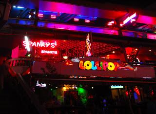 Bangkok Girly Bars at Nana Plaza