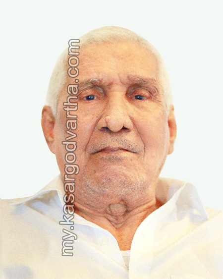 Kerala, News, Obituary, Death, Kasargod, Vidyanagar, CL Muhammed Vidyanagar Passed Away