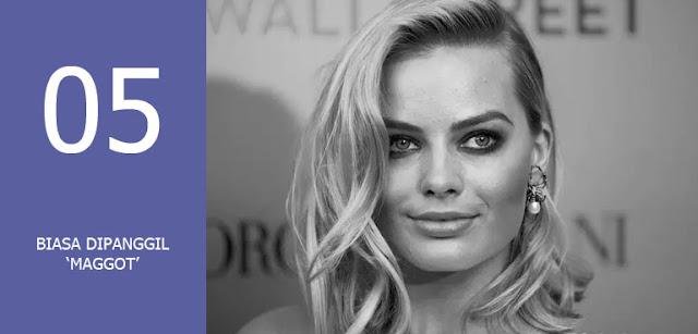 Fakta Margot Robbie
