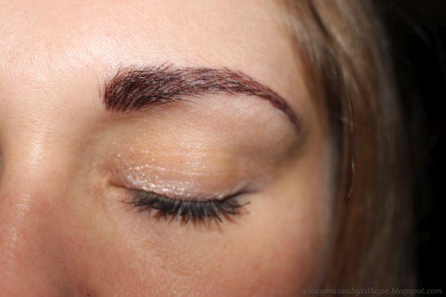 Włosy Muszą Być Długie Mój Makijaż Permanentny Brwi Metodą Piórkową