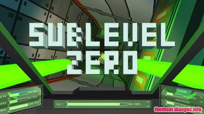 Download game Sublevel Zero Full Cr@ck