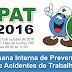SERVIDORES DO SANEP DISCUTEM ACIDENTES DE TRABALHO NA SIPAT 2016