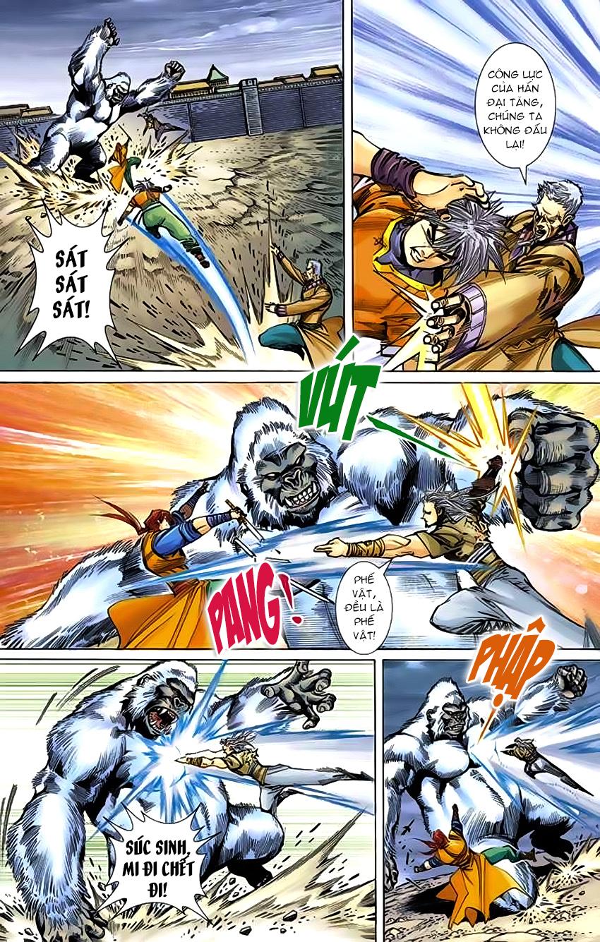 Bạch Phát Quỷ chap 7 - Trang 24