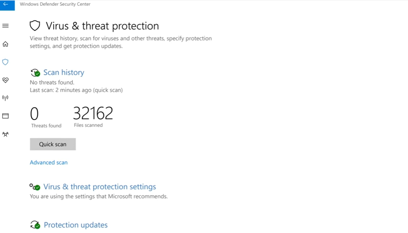 Microsoft mostra il nuovo Windows Defender Security Center di Windows 10 | Video HTNovo