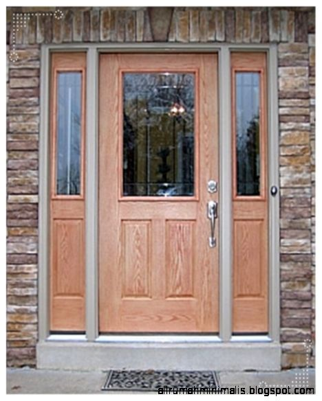 gambar desain kusen pintu - photo #43