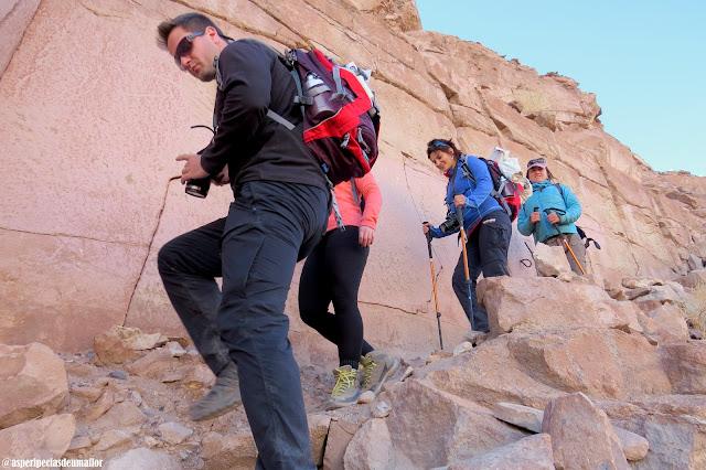Quebrada de Kezala, Atacama - tour personalizado no deserto - Não Pira, Desopila