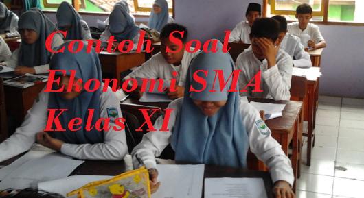 Soal Ekonomi SMA