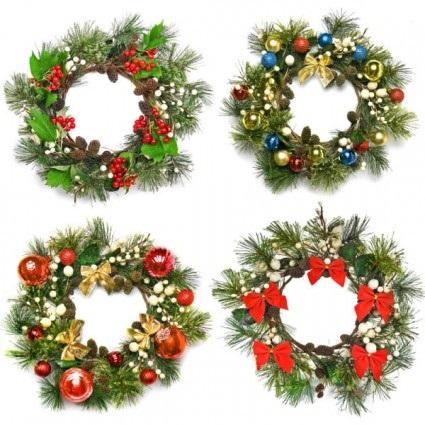 Las Guirnaldas De Navidad - Guirnalda-navidad