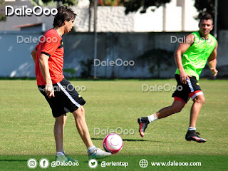 Pablo Zeballos goleador de Oriente Petrolero - DaleOoo